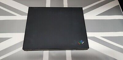 Vintage IBM Thinkpad 600 Type 2645 Laptop • 50£