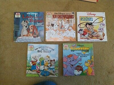 £8.95 • Buy Read Along Books Disney / Wuzzles / Get Along By Rainbow