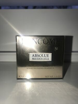 Lancome Absolue Precious Cells Day Cream 15ml  Batch Code 40rp800 • 30£