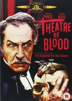Theatre Of Blood [DVD], Good DVD, Vincent Price, Diana Rigg, Ian Hendry, Harry A • 6.47£