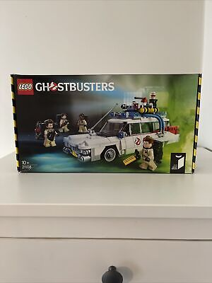LEGO Ideas Ghostbusters Ecto-1 (21108) New Sealed Retired And Rare • 94.95£