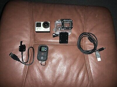 $ CDN207.73 • Buy GoPro Hero 4 Silver Edition With Accessories (all Offers Welcome)