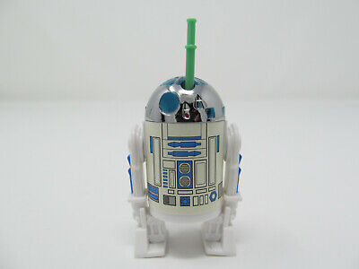 $ CDN50.48 • Buy Repro R2-D2 With Pop-up Lightsaber Vintage-style Star Wars Custom Action Figure