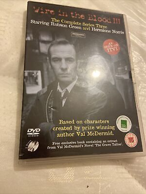 £2.99 • Buy Wire In The Blood 3 [DVD] - DVD  U8VG The Cheap Fast Free Post