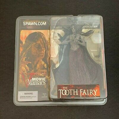 Movie Maniacs Tooth Fairy Mcfarlane Toys Closed Mouth Figure NEW/SEALED Horror • 21.99£