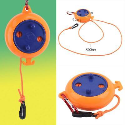 8m 1Pc Retractable Clothesline Camping Portable Outdoor Sturdy Non-perforated CH • 6.14£