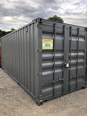 AU3150 • Buy 20ft Shipping Container - Delivery Inc In SYDNEY Metro Area