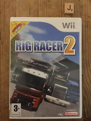 Rig Racer 2 Wii - Good Condition And COMPLETE. • 8.50£
