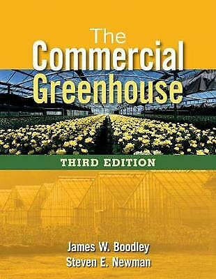 £116.41 • Buy The Commercial Greenhouse, James Boodley,  Hardback