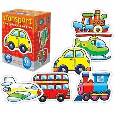 £6.99 • Buy Orchard Toys Transport Jigsaw Puzzle