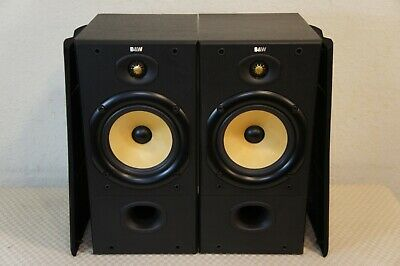 $ CDN552.87 • Buy B&w - Bowers And Wilkins Dm602 S1 Bookshelf Speakers