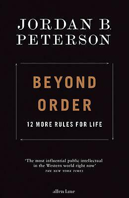 AU32.30 • Buy Beyond Order: 12 More Rules For Life By Jordan B. Peterson (English) Paperback B