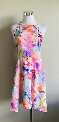 AU35 • Buy Forever New Size 10 Dress Floral Print Fit And Flare