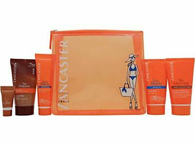 Lancaster Sun Care Giftset Velvet Body Milk SPF30 Plus After Sun Tan Maximizer • 32.99£