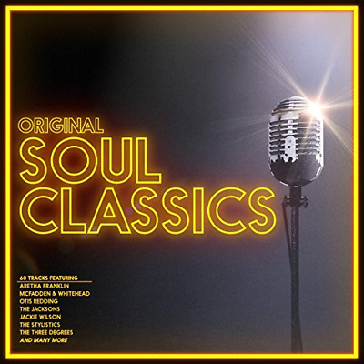 Original Soul Classics, , Good Box Set • 3.06£