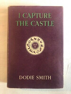 I Capture The Castle Dodie Smith 1950 The Reprint Society • 10£