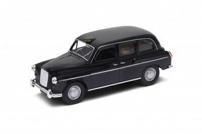 £7.49 • Buy London Taxi FX4 Diecast Pull Back And Go Toy By Welly 43616W