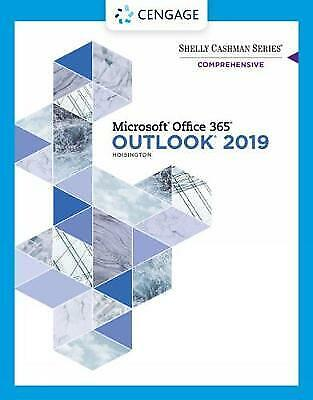 AU89.45 • Buy  Shelly Cashman Series� Microsoft� Office 365� & Outlook 2019 Comprehensive, Cor