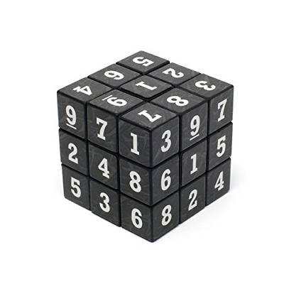 Loftus Sudoku Puzzle Cube - A Fun Portable Take On The Classic Sudoku Game - Can • 5.80£