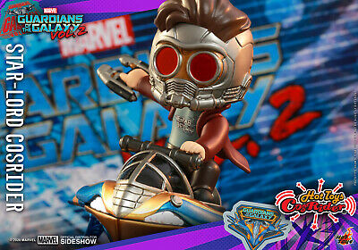 $ CDN72.78 • Buy New Hot Toys Marvel Cosbaby Cosrider Starlord Amusement Ride Led Sound