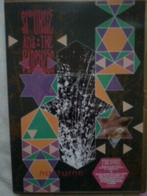 Siouxsie And The Banshees Nocturne Dvd - Usato • 11.28£