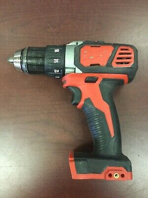Milwaukee M18 Compact 1/2  Drill Driver 2602-20 • 32.22£