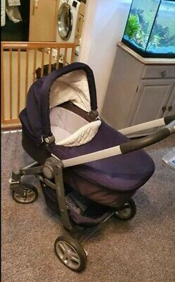 Graco Evo Avant Travel System, Including Isofix • 80£