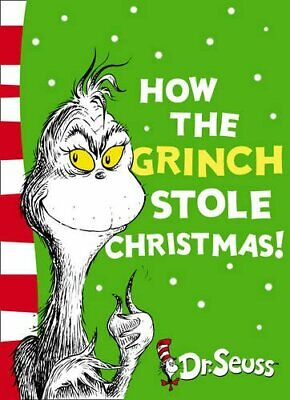 £2.13 • Buy How The Grinch Stole Christmas (Book & CD),Dr. Seuss, Rik Mayall