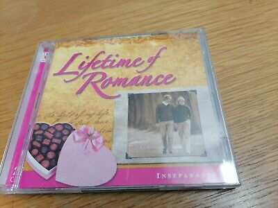 £2 • Buy Time Life Lifetime Of Romance Inseparable 2 X Cd Good Condition Marks To Case