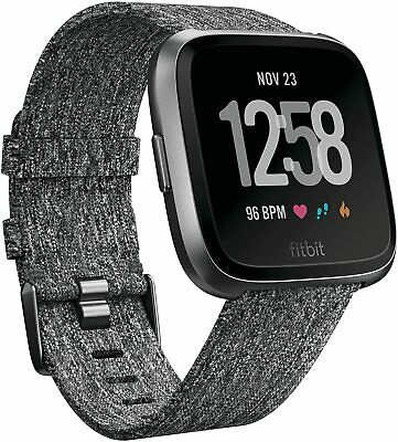 $ CDN278.28 • Buy Fitbit Versa Special Edition Health & Fitness Smartwatch With Heart Rate, Music