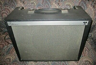 $ CDN755.19 • Buy Vintage Guitar Tube Amplifier Hand Wired Point To Point Tremolo