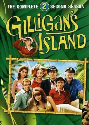 £3.27 • Buy Gilligan's Island: The Complete Second Season (2012) DVD 6-disc Set Good Cond.