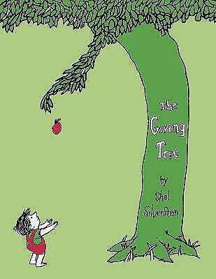 Giving Tree, Shel Silverstein,  Hardback • 11.14£