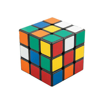 $ CDN6.88 • Buy Fun Rubiks Cube Classic Toy Mind Game Puzzle For Kids