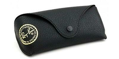 £9.49 • Buy Ray Ban Black Sunglasses Glasses Case With Free Ray Ban Cleaning Cloth