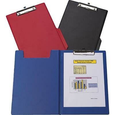 Offis Fold-over Red Clipboard • 2.84£
