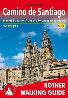 £13.54 • Buy Camino De Santiago - Camino Frances From The Pyrenees To Santiago De Compestela.