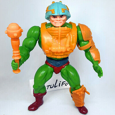 $59.46 • Buy MAN AT ARMS 8 BACK Masters Of The Universe MOTU He-Man