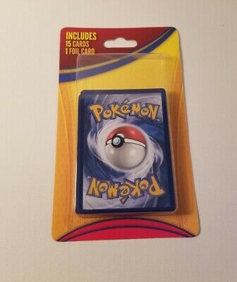 $9.99 • Buy Rare Pokemon Mystery Pack 15 Cards With 1 Foil Sealed - Pull Rare Charizard??