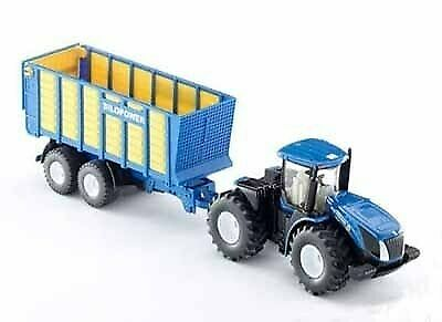 £22.99 • Buy New Holland With Silage Trailer - 1:50 Scale