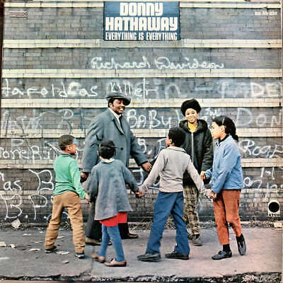 Donny Hathaway - Everything Is Everything (LP) • 75£