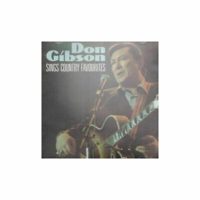£4.64 • Buy Don Gibson - Sings Country Favourites (CD)