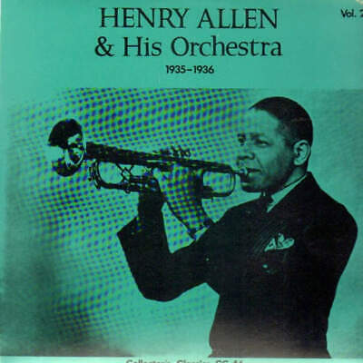 £4.64 • Buy Henry  Red  Allen And His Orchestra - Vol. 2 - 1935-1936 (LP)