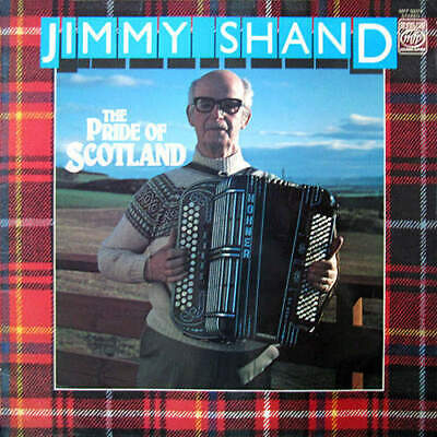 £4.79 • Buy Jimmy Shand - The Pride Of Scotland (LP)