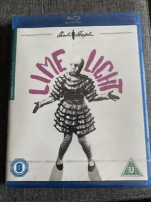 £7.89 • Buy Limelight Charlie Chaplin Curzon Artificial Eye NEW SEALED BLU RAY}
