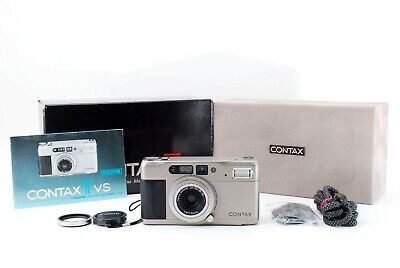 $ CDN506.27 • Buy 🌟 Mint In Box🌟 Contax TVS Point & Shoot 35mm Film Camera Carl Zeiss From Japan