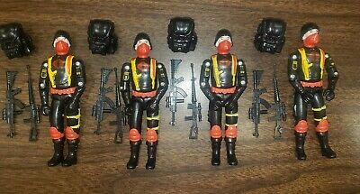 $ CDN150.64 • Buy  Gi Joe Cobra Trooper Vintage Style Black Major CUSTOM Destro Iron Grenadier Lot