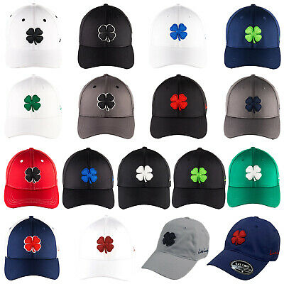 Black Clover Mens Premium Baseball Caps Structured Adjustable Fitted Performance • 26.95£