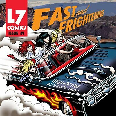 L7 - Fast And Frightening - Double CD - EARS095 - NEW • 14.86£