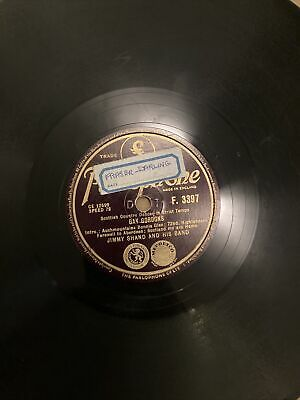 £1.90 • Buy Jimmy Shand & Band-Gay Gordons/Waltz Country Dance-Parlophone F3397 10  78rpm